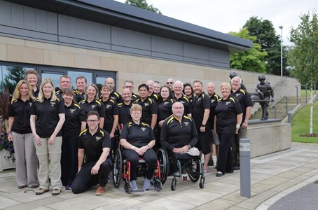 """This is our Olympics"" - Invictus Games Choir"
