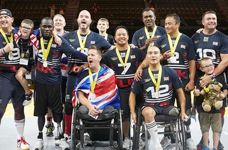 Invictus Games: Day Three Highlights