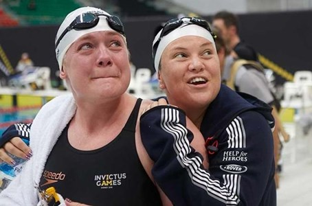 Invictus Games Selection Policy