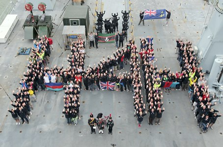 Working at Help for Heroes