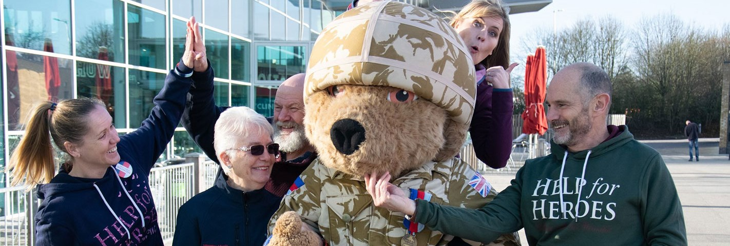 Armed Forces & Veterans Charity Fundraising