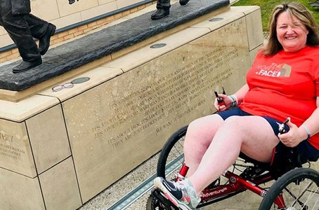 Wounded Humberside veteran gears up to be Tour de Yorkshire volunteer