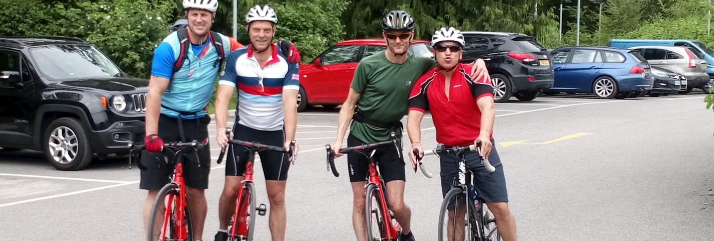 Team Tedworth's Triathlon