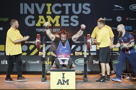 Previous Invictus Games