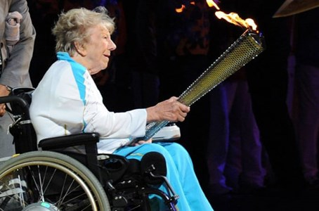 Margaret Maughan - A Paralympic Legacy