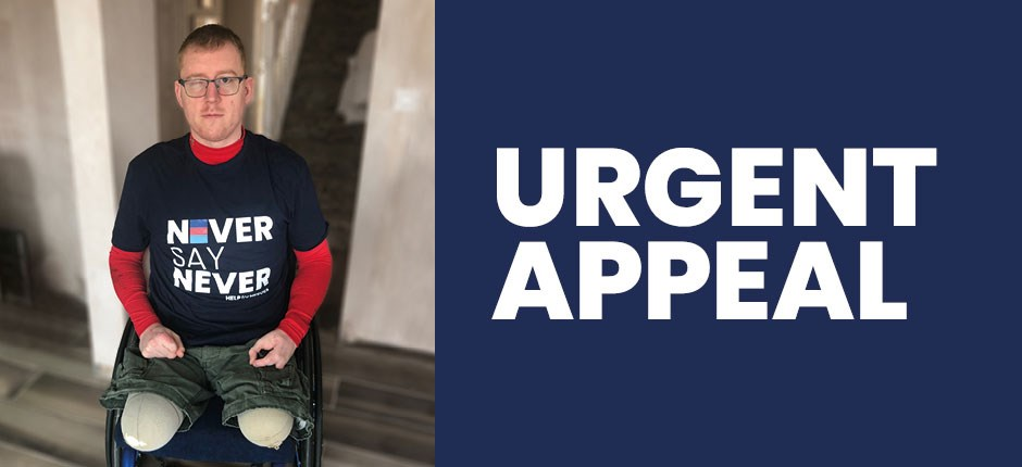 Urgent Appeal Homepage 2020 1