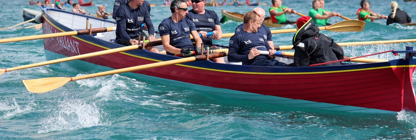 Gig Rowing Championships 2017 - Day Two