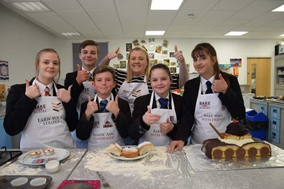 Fundraising at School Help for Heroes