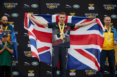 Invictus Games 2018: Day One Highlights