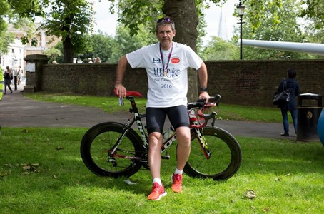 Guest post | Paul Spanner's cycling story