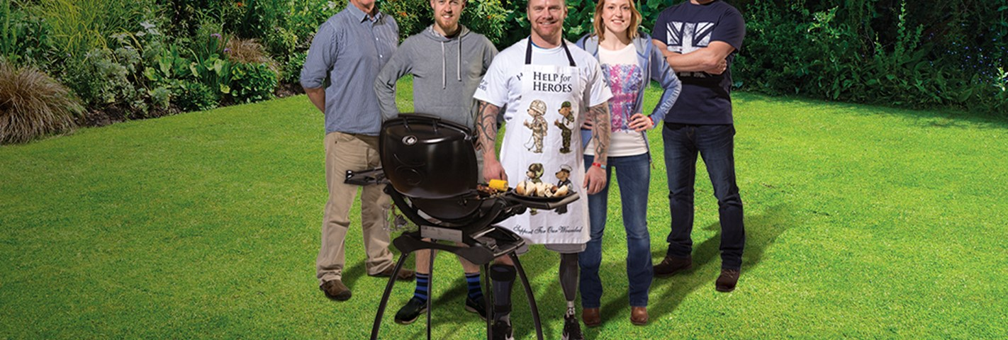 Fundraising Idea | BBQ for Heroes