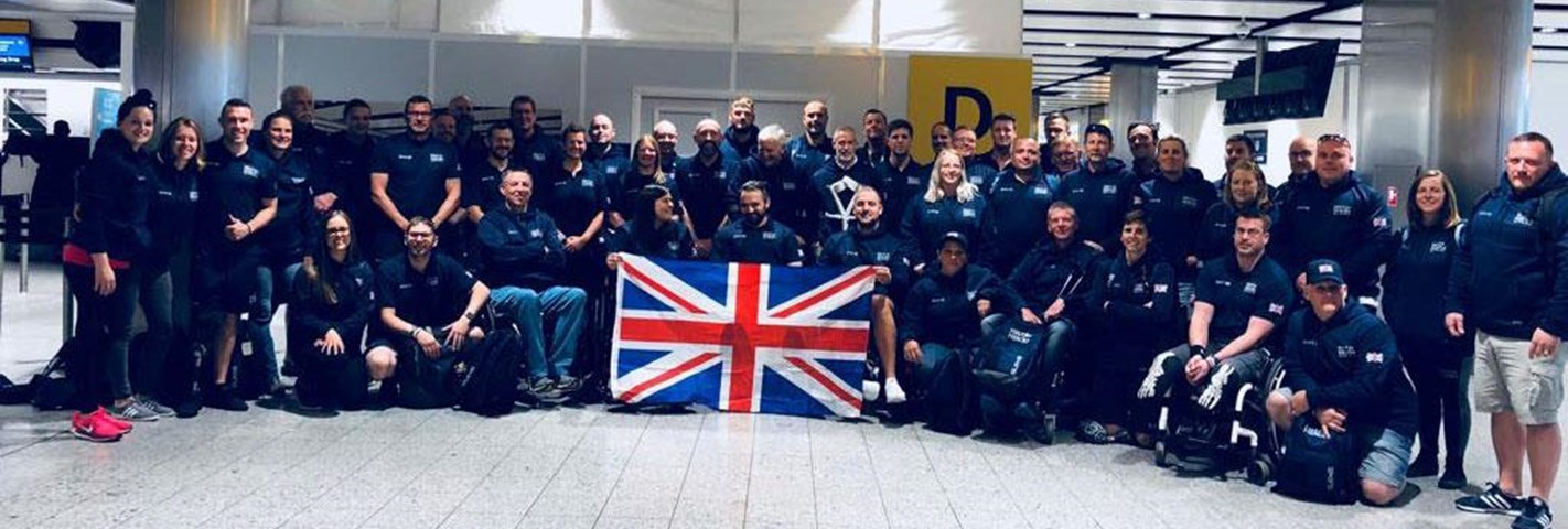 UK Team Set To Participate In 2018 Warrior Games