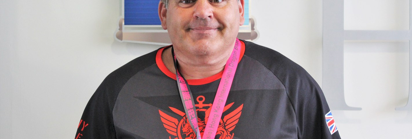 Help for Heroes beneficiary gets bronze in World Dragon Boat Championships
