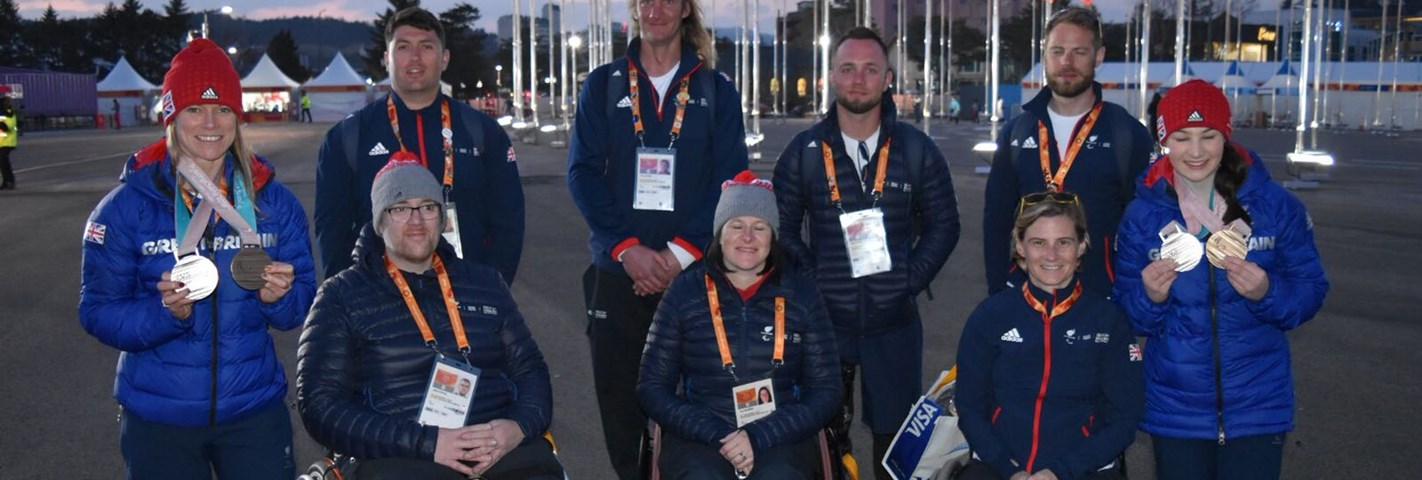 Paralympic Inspiration Programme - Blog from Pyeongchang