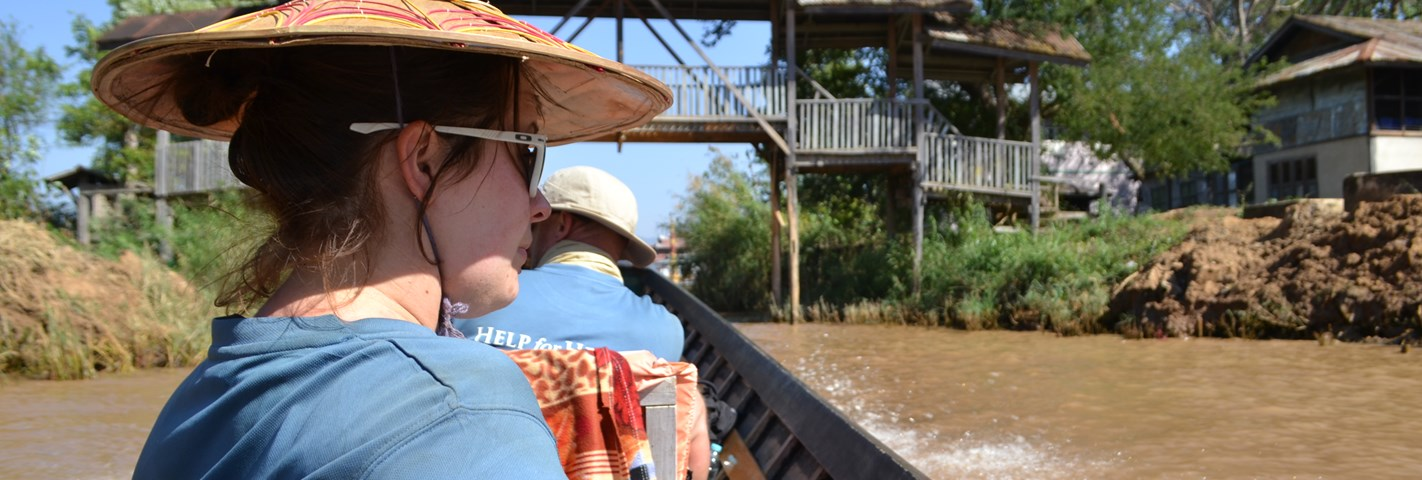 Fundraiser and Band of Sister Fellowship member, Laura, looks back on her recent trip to Burma and what it meant to her