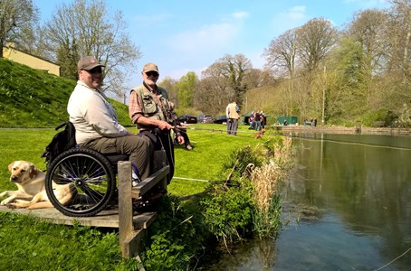 Angling Coaching Qualification