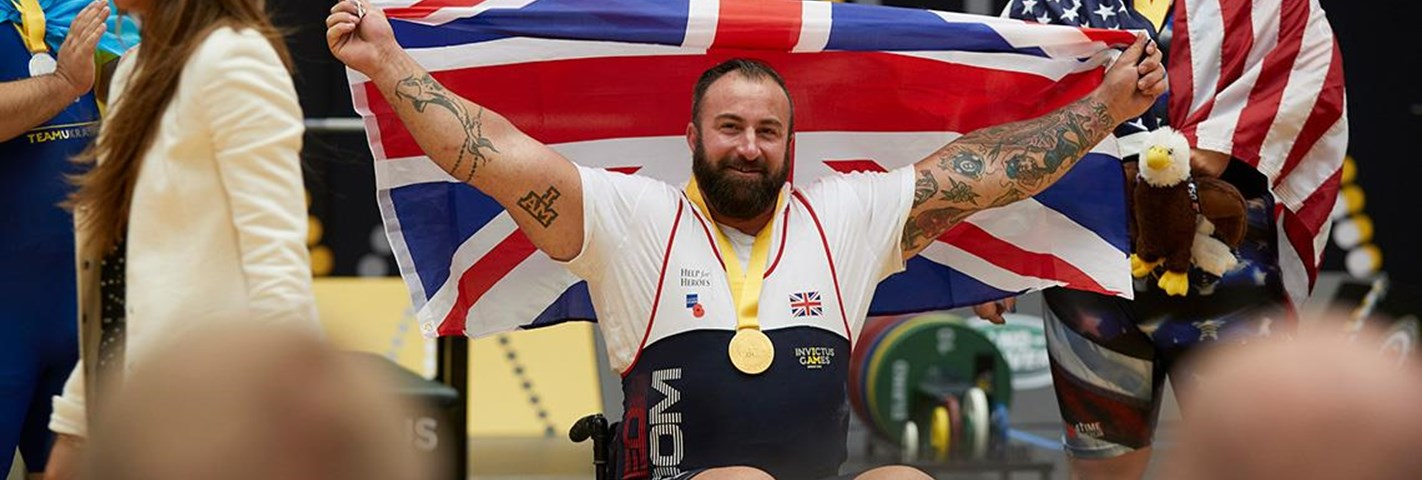 Invictus Games: Day Four Highlights
