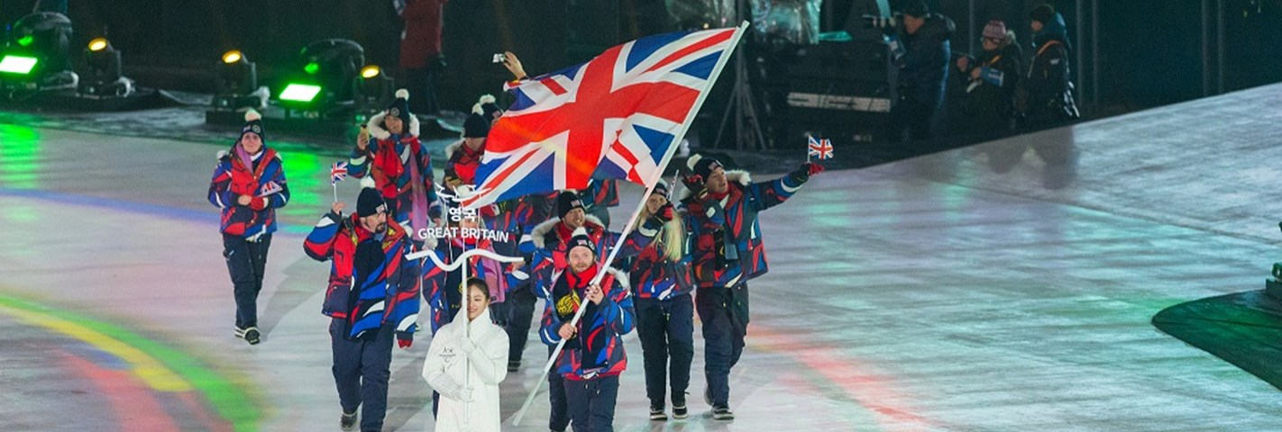 Help for Heroes athlete becomes ParalympicsGB flagbearer