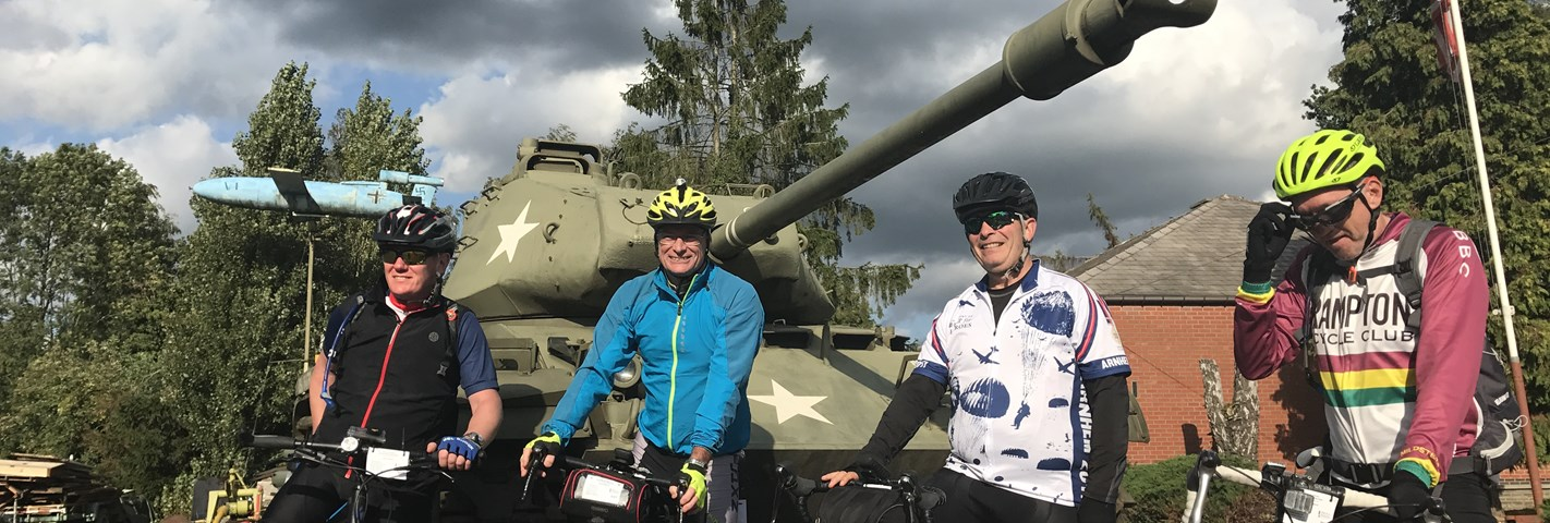 BBBR 2017 Guest Post | Spirits Remain High in Wild Weather