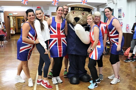 Charity Fundraising Ideas - Help for Heroes