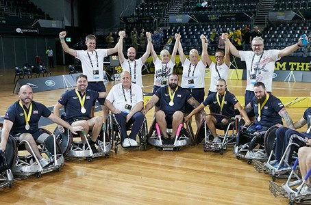 Invictus Games: Day Five Highlights