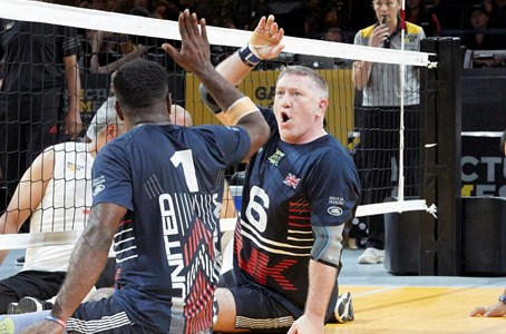 Invictus Games: Day Two Highlights