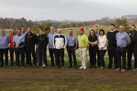 Veterans tee off in golf fore recovery coaching courses
