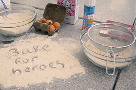 Bake for Heroes Last Minute Handy Hints