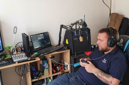 How our veterans are supporting each other through online gaming