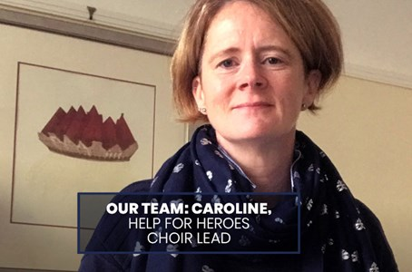How the Help for Heroes choir creates a special sense of camaraderie for our wounded
