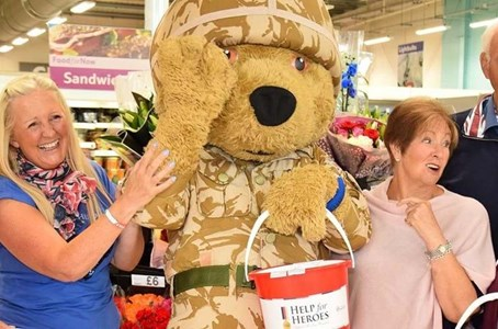 Tesco National Collection Weekend