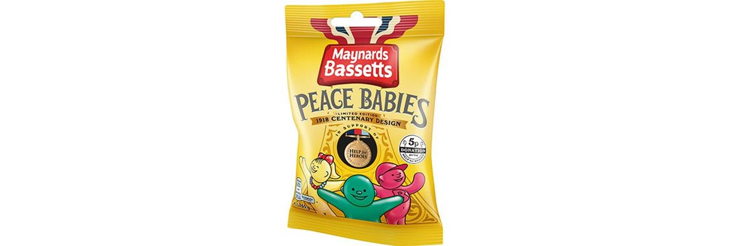 Special limited-edition pack of Jelly Babies launched