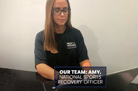 How Sports Recovery is supporting veterans during a second lockdown